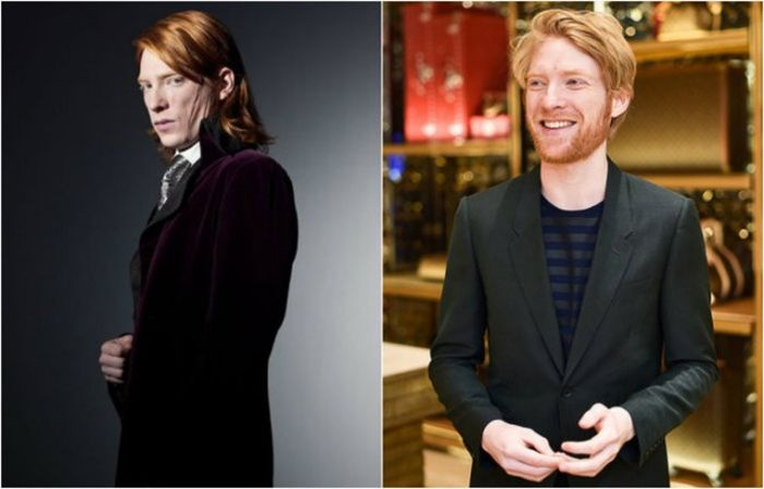 The Stars Of Harry Potter Then And Now