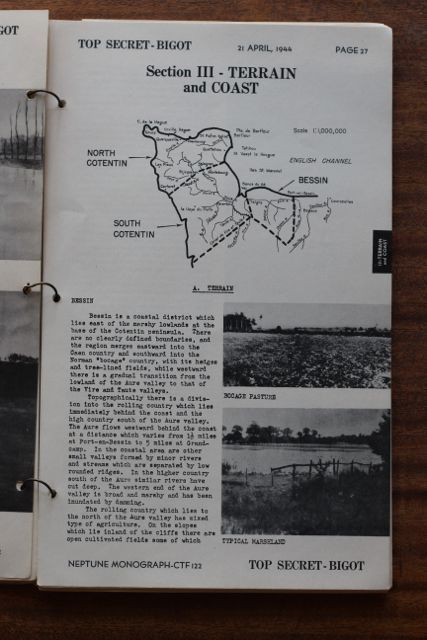 Documents Reveal Original Plans For The D-Day invasion