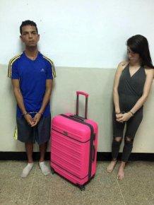 Desperate Woman Tries To Sneak Her Boyfriend Out Of Prison