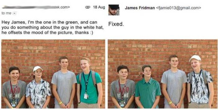 This Guy Knows Exactly Why Photoshop Was Created
