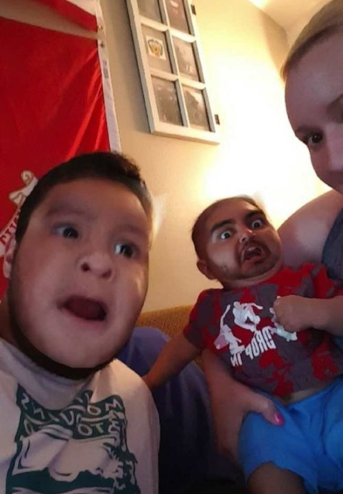 Face Swaps That Will Terrify You
