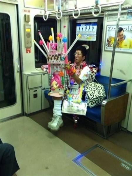 Japan Is And Always Will Be The Land Of Craziness