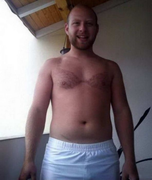 Random Hilarious Photos Of Men Being Men