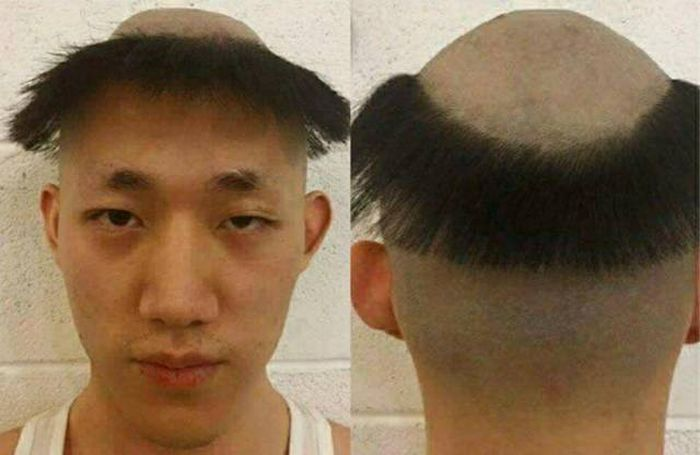 You Can Tell A Lot About Somebody By Looking At Their Haircut