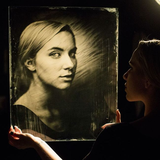 Artist Uses 19th Century Technique To Take Amazing Portraits