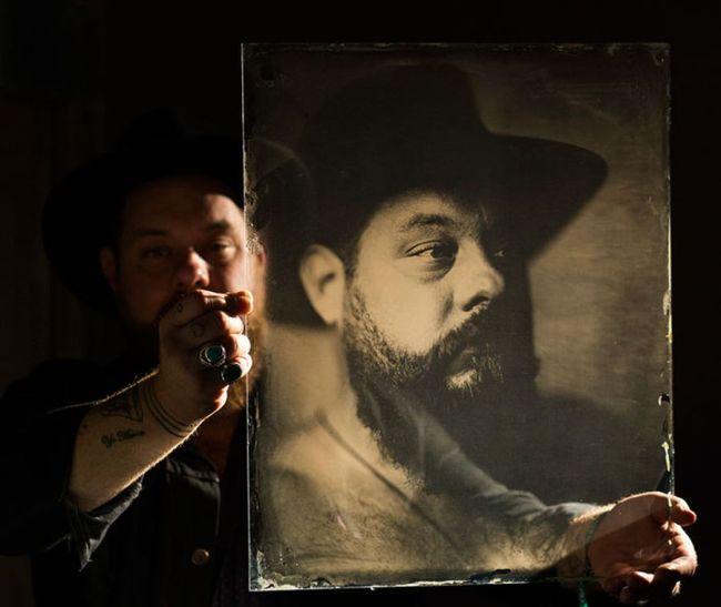 Artist Uses 19th Century Technique To Take Amazing Portraits
