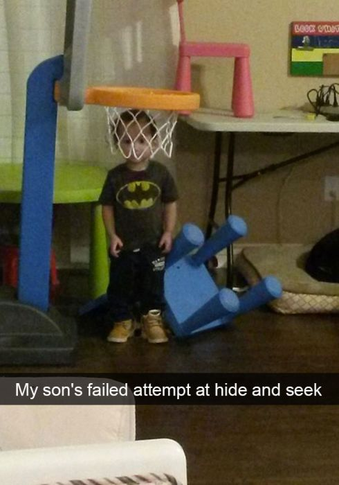 Hilarious Snapchats That Prove Life With Kids Is Hilarious