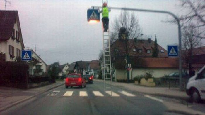 Some People Just Really Don't Care About Safety