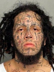 Strange Mugshots That Will Make You Cringe