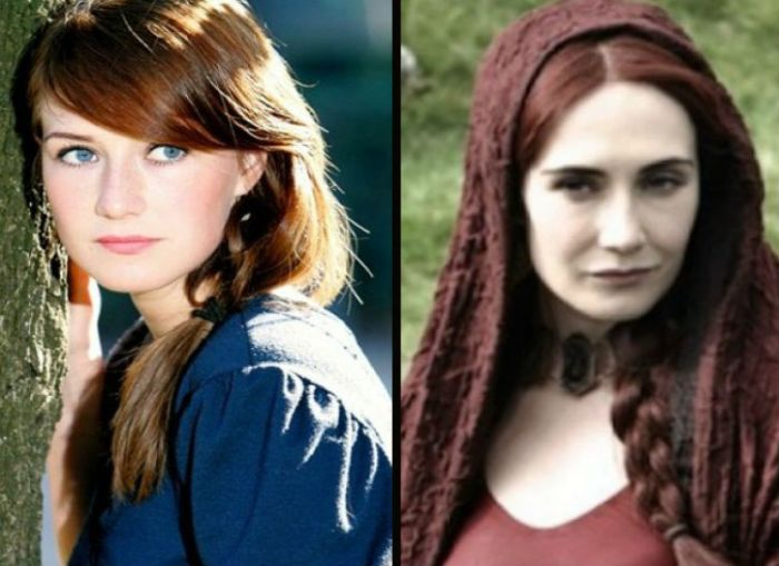 Old School Pictures Of The Game Of Thrones Cast