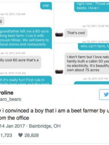 Girl Trolls Guy By Texting Him Quotes From The Office