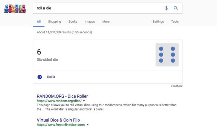 Hidden Easter Eggs You Can Find In Google's Search Bar