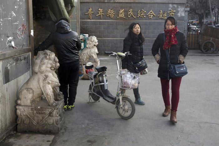 Candid Photos Show Off Everyday Life In China