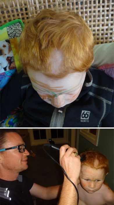 Kids Haircut Fails That Will Crack You Up