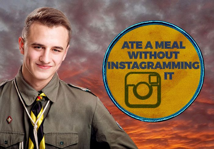 Honest Merit Badges For All The Millennials Out There