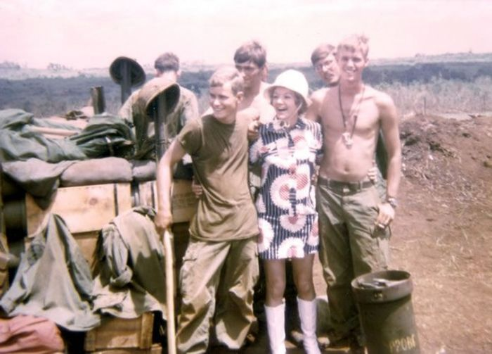 Throwback Photos From The Vietnam War
