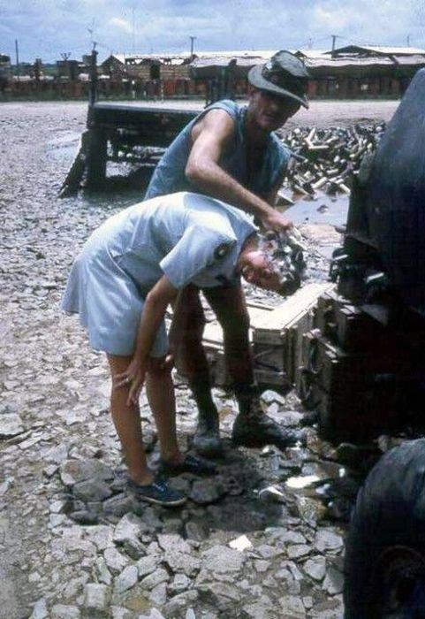 Throwback Photos From The Vietnam War
