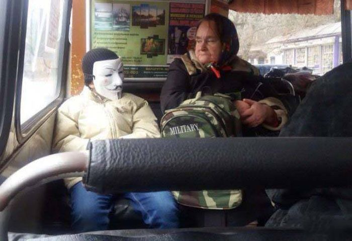 Russia Is The Land Of The Insane And Absurd