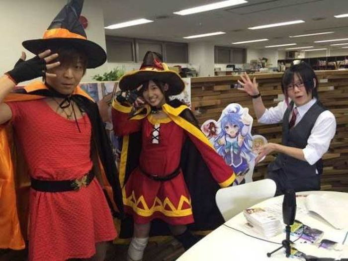 Weird And Wacky Photos From Japan