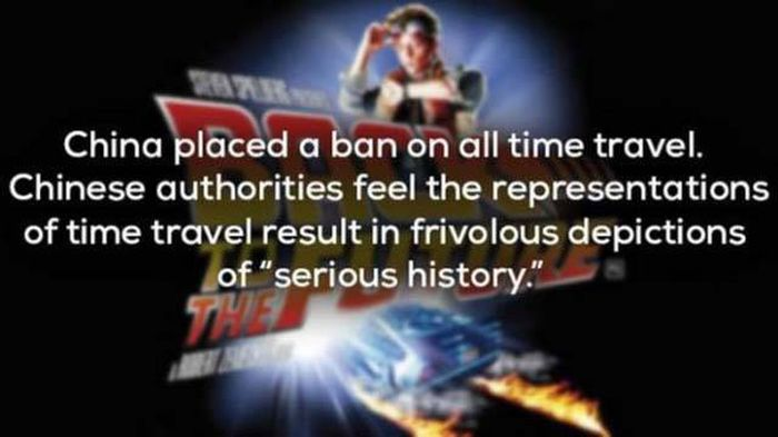 People And Things That Have Been Banned From Nations Around The World