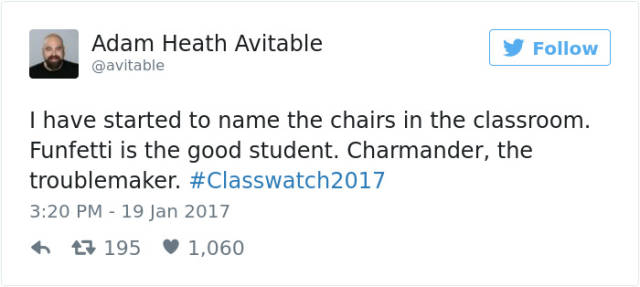 Teacher Shares Heartbreaking Twitter Story After No One Shows Up To Class