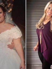 Embarrassed Mom Undergoes Incredible Weight Loss Transformation