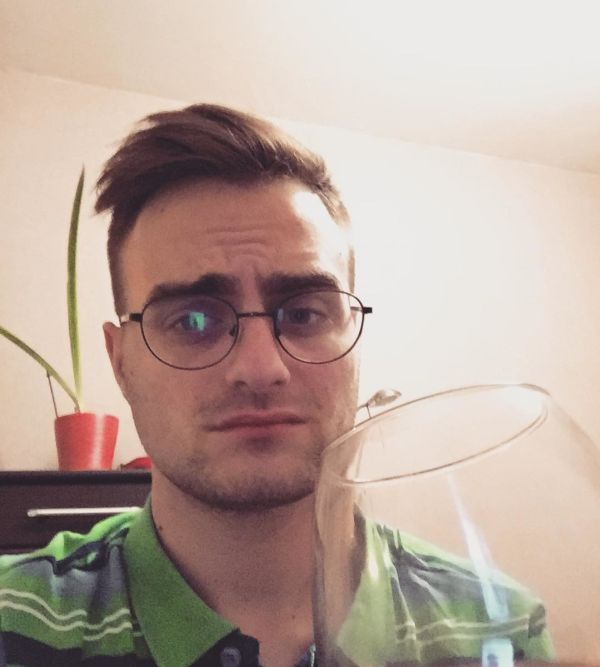 Meet Harry Potter's Russian Counterpart