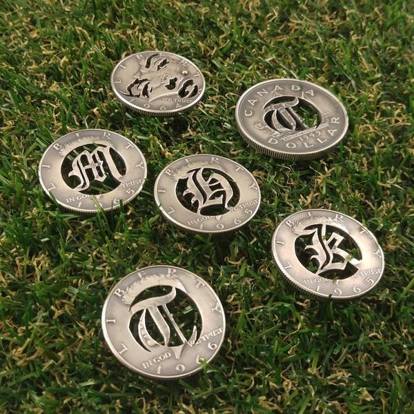 Old Coins Go Through An Impressive Transformation