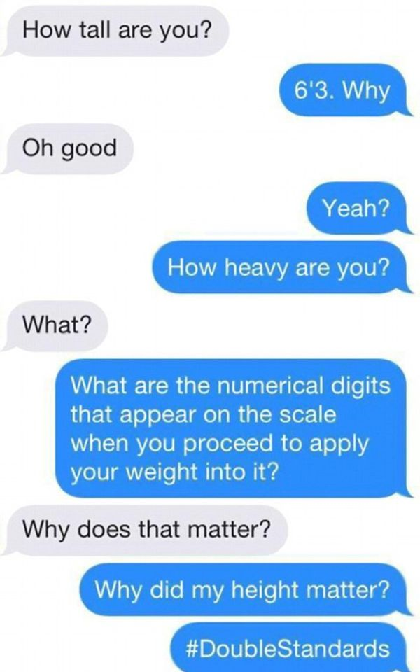 Perfect Comebacks For Horrible Pick Up Lines