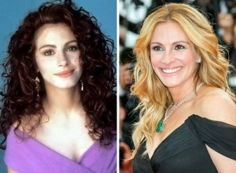Iconic Women From 90s Back In The Day And Today