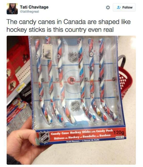 Things That Only Ever Happen In Canada