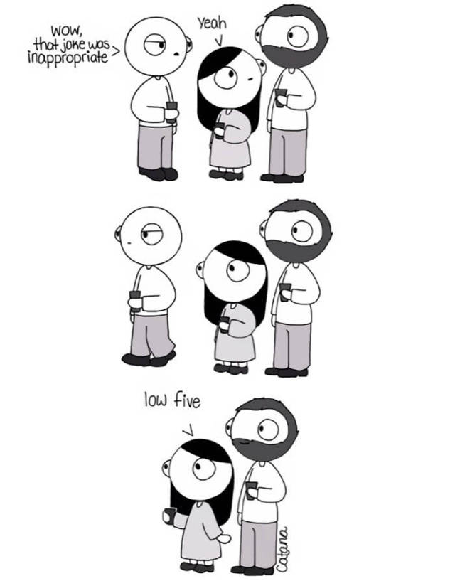 Catana Comics That Reveal The Hilarious Truth About Relationships