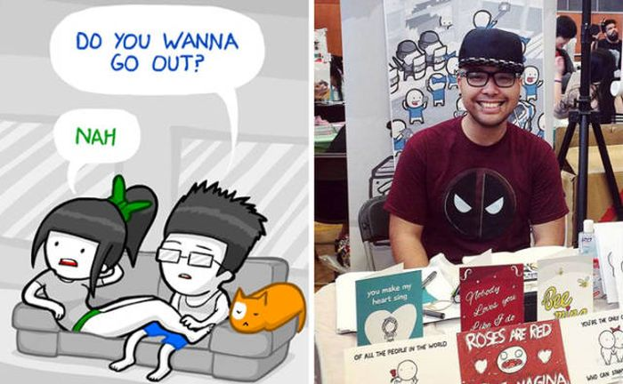Meet The Faces Behind The Images Of Comics We All Love