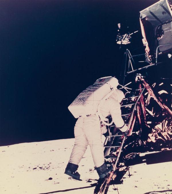 Breathtaking Shots Of American Astronauts On The Moon