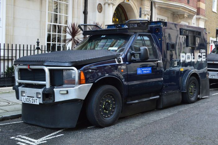 Impressive Police Emergency Vehicles From Around The World