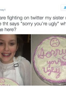Savage Cakes With The Sweetest Of Burns