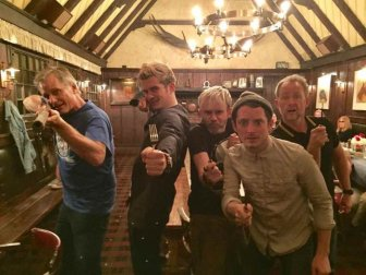 Actors From Lord Of The Rings Come Together For Epic Reunion Photo