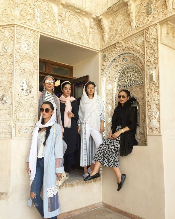 Photos Of Iran's Street Fashion That Will Obliterate All Stereotypes