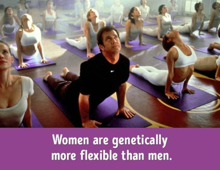 Fantastic Facts About Female Bodies That Will Make You Appreciate Women