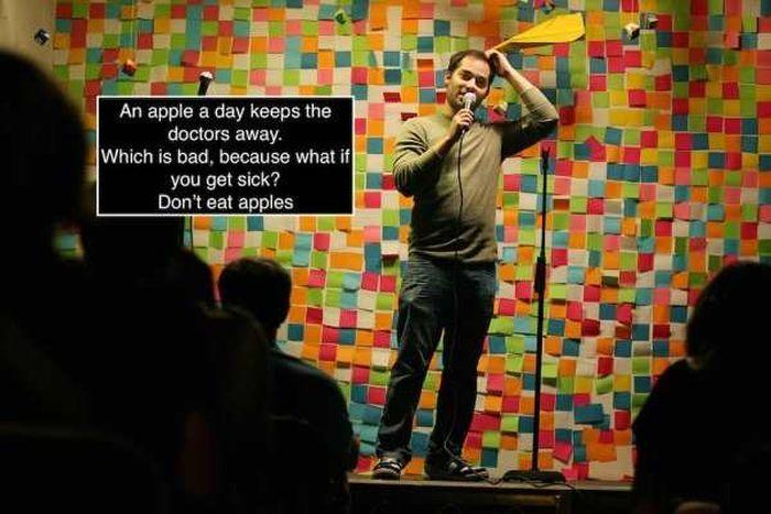 Hilarious Comedians Telling Great Jokes