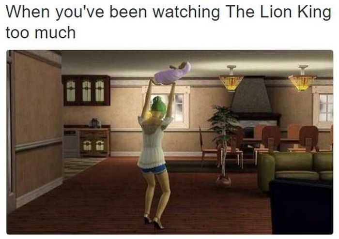 Funny Sims Moments That Accurately Represent Real Life
