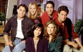 The Cast Of Friends In 1994, 2004 And 2016