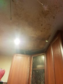 The Aftermath Of A Pressure Cooker Explosion