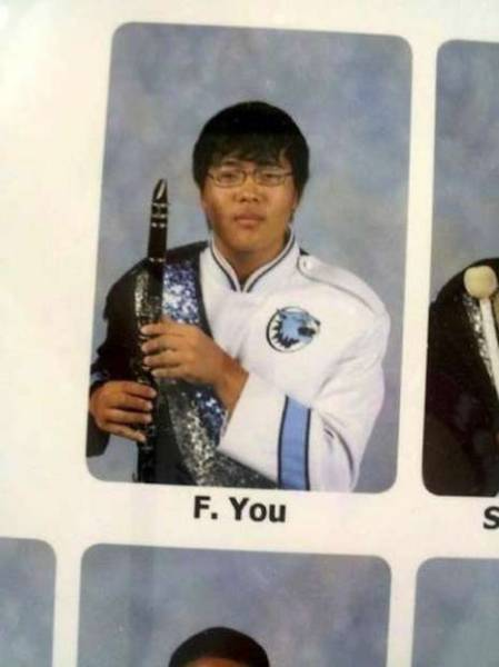 The Best Yearbook Entries In The History Of Yearbooks