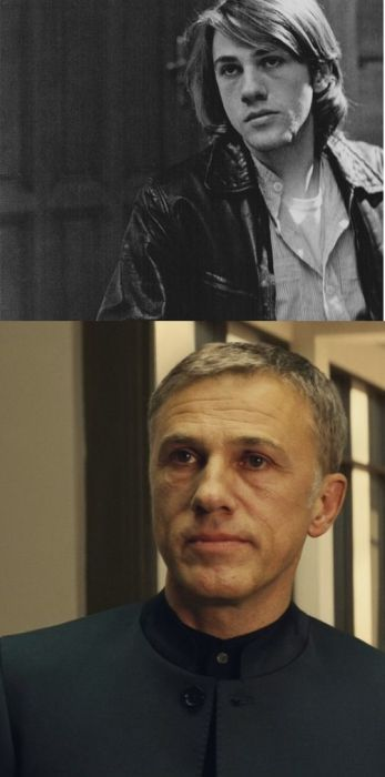 World Famous Actors Back In The Day And Today