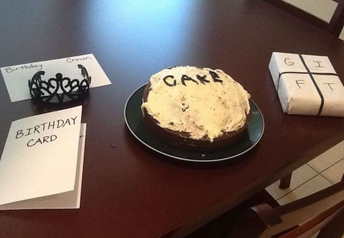 Guy Gives His Girlfriend Exactly What She Wants For Her Birthday