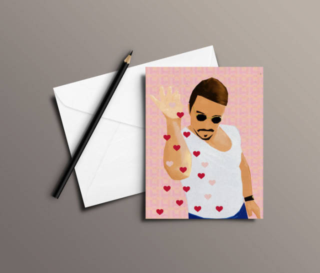 Modern Valentine's Day Cards For The One You Love