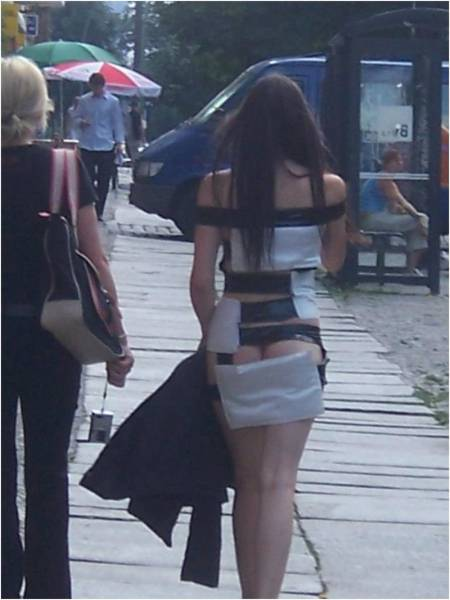 Brave Souls Who Wore Outrageous Outfits In Public Others
