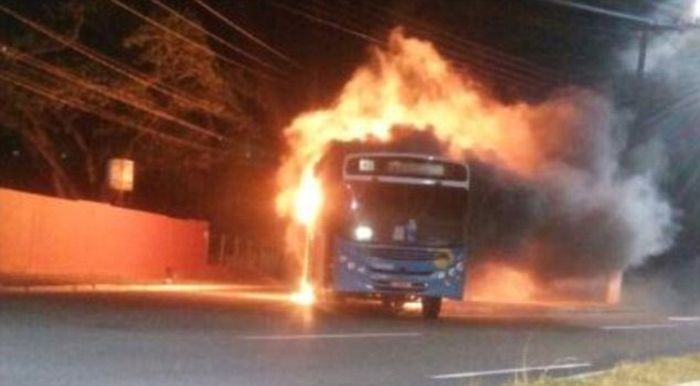 Violence Erupts In The Streets Of Brazil