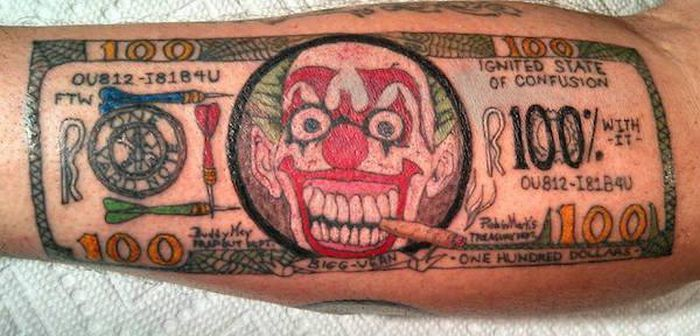 Tattoos That Will Make You Cringe And Doubt Your Sanity